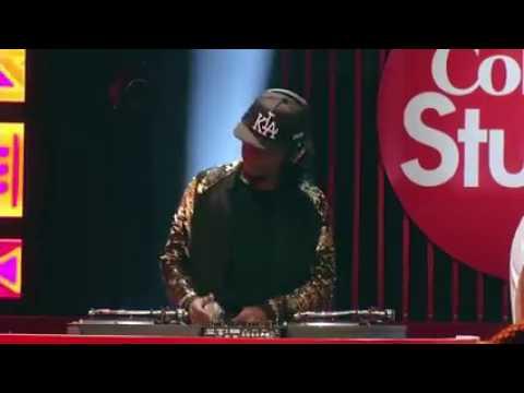 Música africana C4P Studio TV Angola