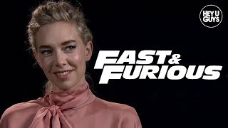 Vanessa Kirby on Fast & Furious 9 spin-off 'Hobbs and Shaw'