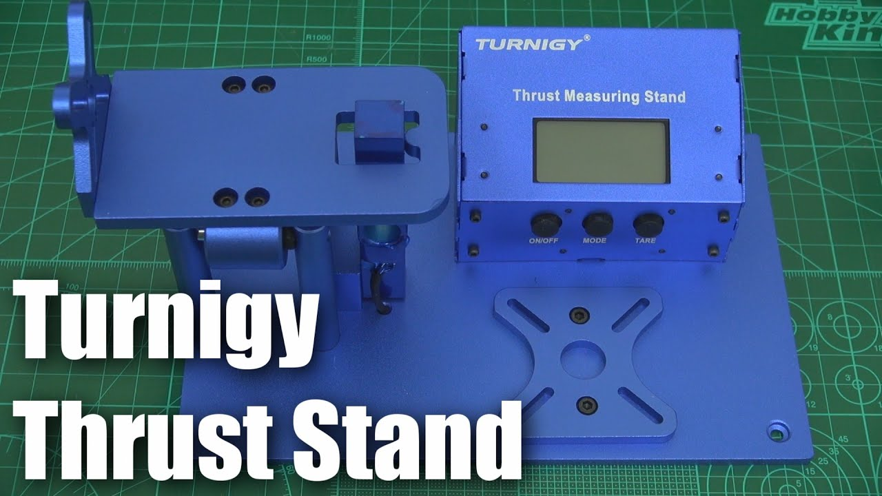 Review Turnigy Thrust Measuring Stand