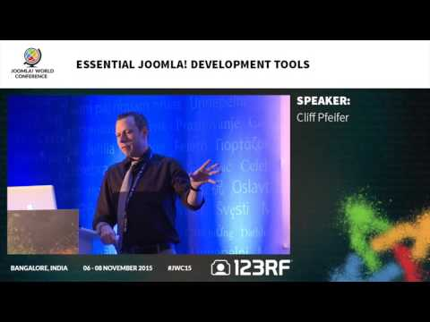 JWC15 - Essential Joomla! Development Tools