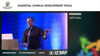 JWC15 - Essential Joomla! Development Tools