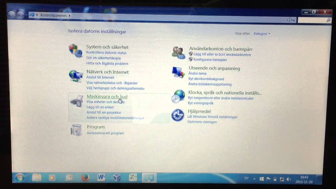 Mouse Moving On Its Own In Windows 7 - YouTube