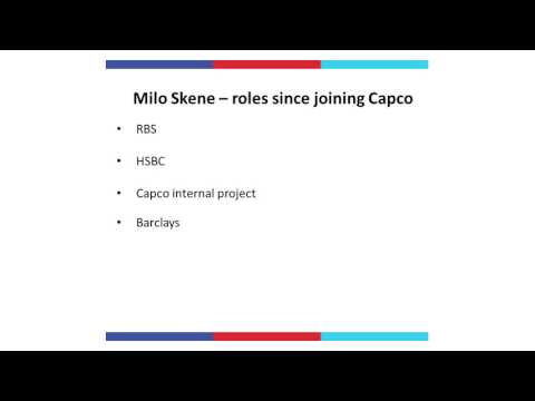 Jobs and Roles in Capco