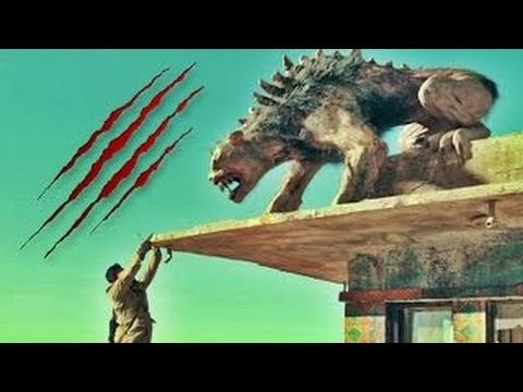 Ψerewolf Monster - Attack lycan Giant Fighting vs Human