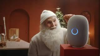 Именное поздравление Деда Мороза с Новым годом от Mail.ru