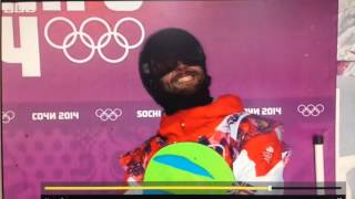 Billy morgan gb snowboarder grins