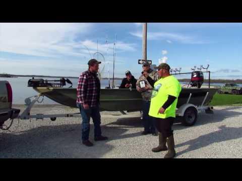 Big Fish Winners - Indiana Catfish Associaion Catfish Tournament