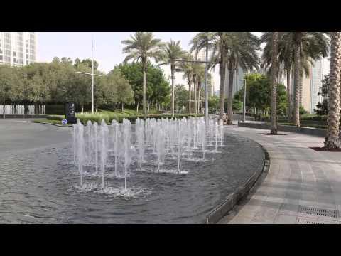 Centre ville de Dubai, Emirats Arabes unis / Dubai center ci