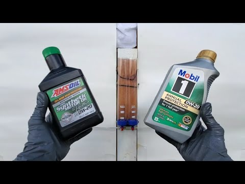 DO NOT USE This Engine  Oil! Amsoil Signature Series Or Mobil 1.