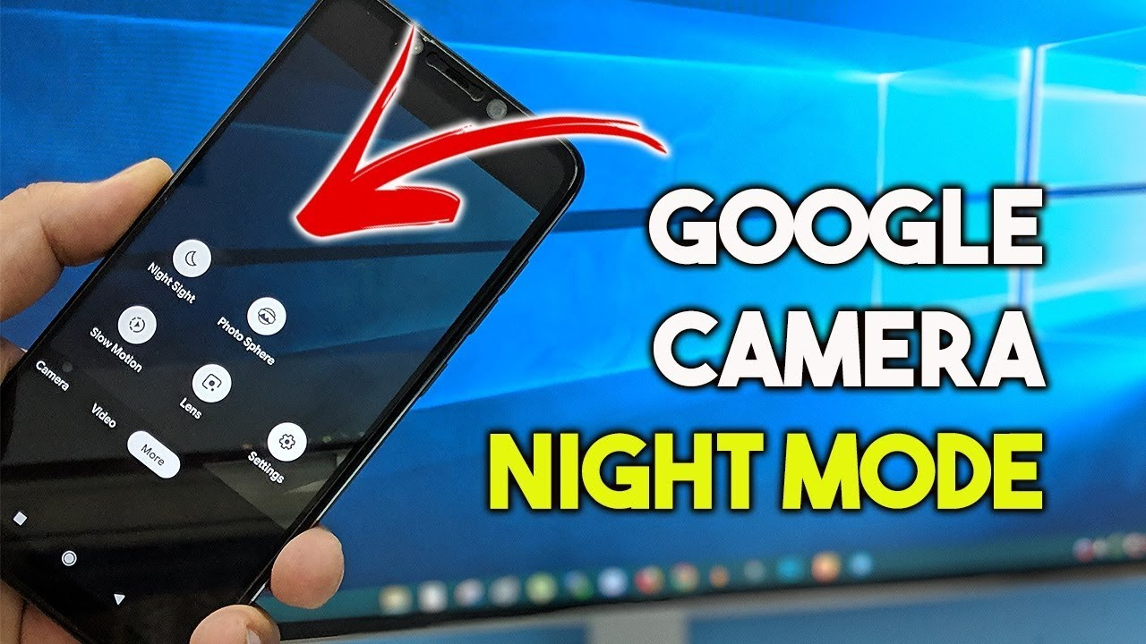 Download Google Camera with Night Sight Mode POCO F1 - With SAMPLES