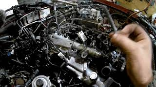 2011 dizel Ford ranger bosh MURVAT sovutish tizimida blowby