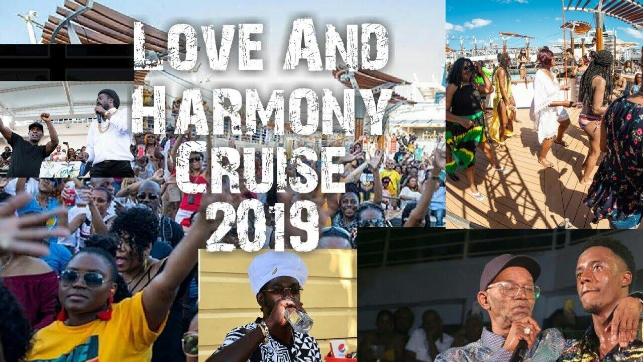 Love And Harmony Cruise 2020.Love And Harmony Cruise