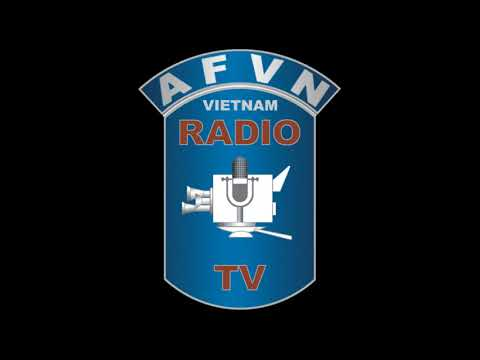 AFVN American Forces Vietnam Network Radio Museum - Country Roads Show
