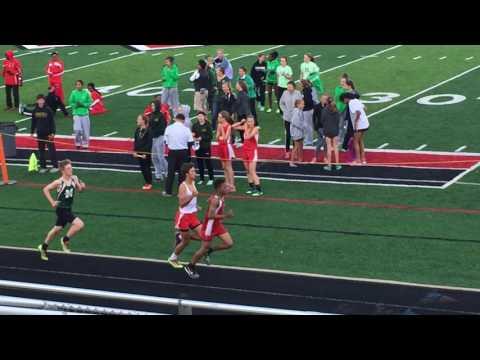 800 Meter Run 2017 GMC JH Championships at Oak Hills HS