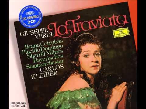 La Traviata. Giuseppe Verdi. Carlos Kleiber.