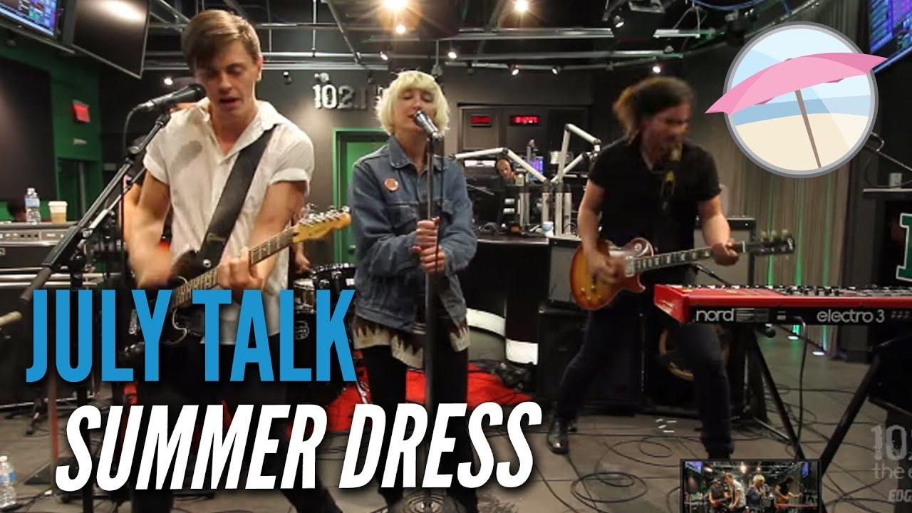 Summer dress chords 10