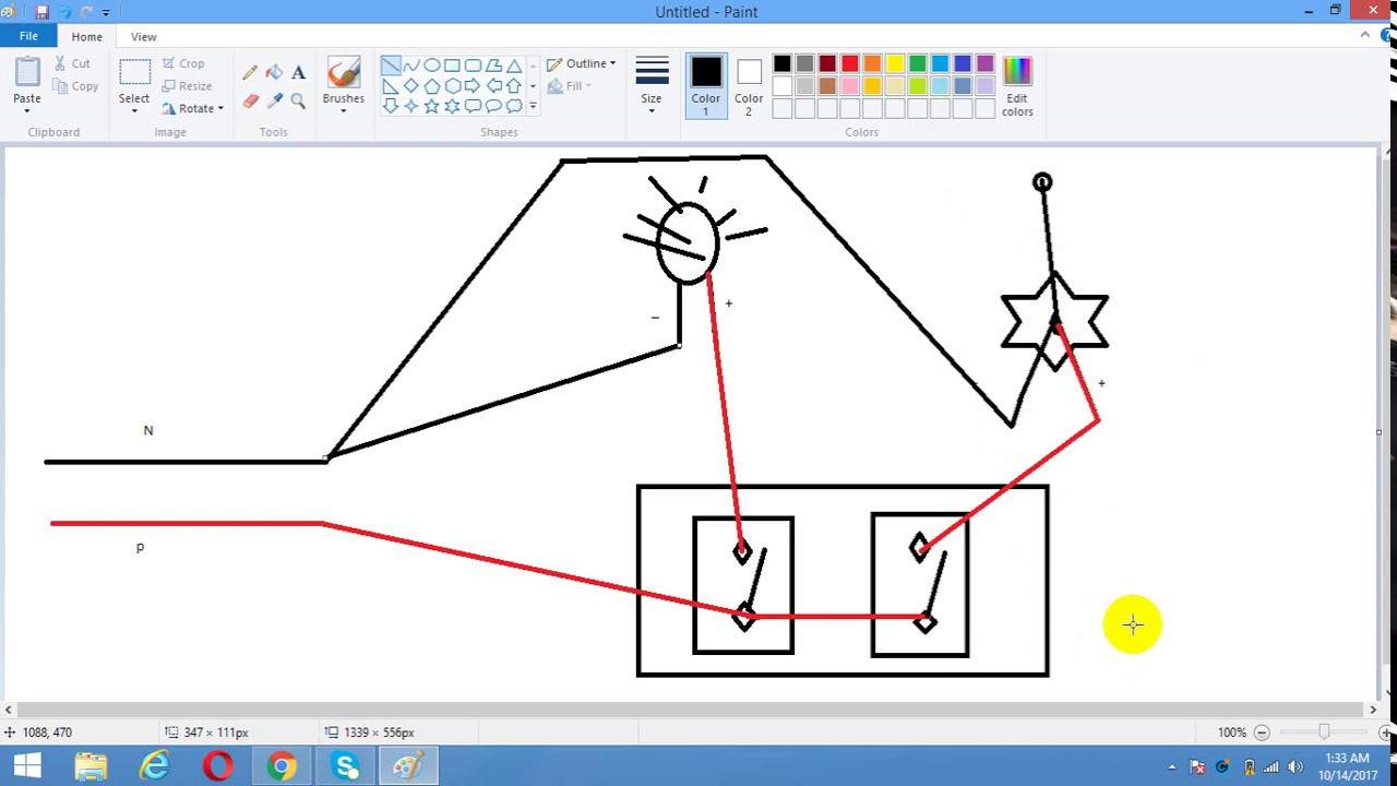 House Wiring Electrical tutorial #2 (Bangla) - YouTube