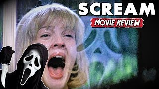 FIRST TIME WATCHING! SCREAM - Movie Review (1996)