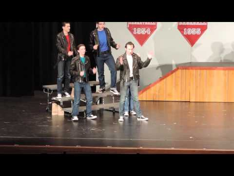 Bethpage High School's Production of Grease