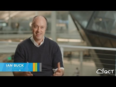 QCT Partner Insights: Ian Buck, NVIDIA