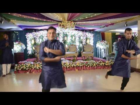 Ramji Ki Chal (Tattad Tattad) | Holud Dance |