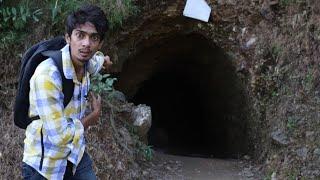 এটা অদ্ভুত ঠাইত এটা গুহা - Lets go to Maina Pukhuri