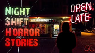 8 TRUE Scary Night Shift Stories | #TrueScaryStories