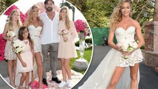 Denise Richards Marries Aaron Phypers -- The Wedding Photos