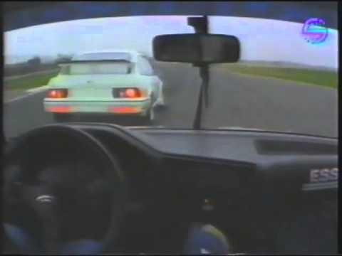 BTCC 1991 Round 1
