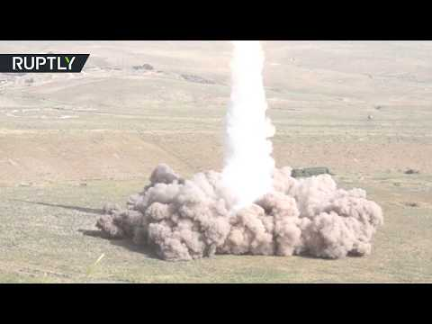 Russia's Iskander missile launched successfully in 1st test abroad