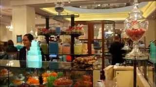 ロンドン・ピカデリーの高級食料品店 フォートナム・アンド・メイソン Fortmum & Mason Piccadilly London 堀圭子 検索動画 19