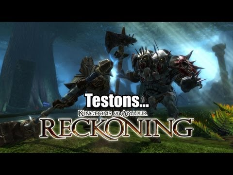 Testons...Les Royaumes d'Amalur : Reckoning (PC)