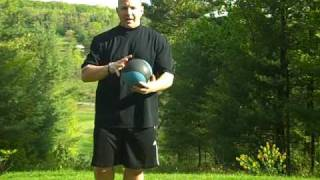 Medicine Ball Core Exercise - Core Training for Golf - Core Exercise