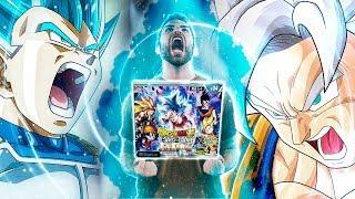 GODLY Dragon Ball Super COLOSSAL Warfare 100 Pack Box Opening!