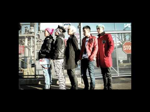 BIGBANG BLUE 3Dsound