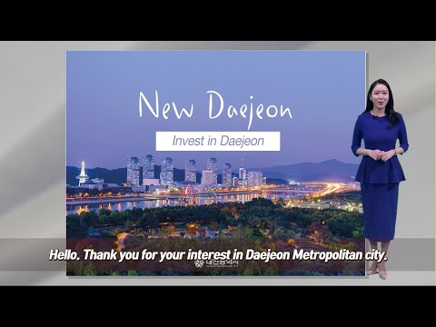 [Invest KOREA] Daejeon City Investment Promotion IR 图片