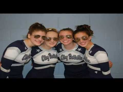 Clay Battelle High School Cheerleading 2010, 2011 Highlight Film