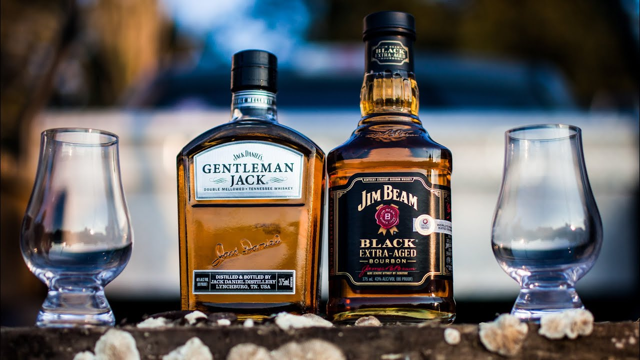 Jack Daniel S V S Jim Beam Youtube