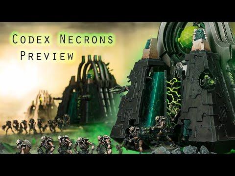 Codex: Necron PREVIEW |
