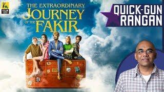 The Extraordinary Journey of The Fakir English Movie Review By Baradwaj Rangan | Quick Gun Rangan