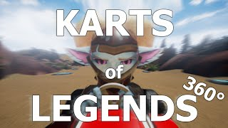 [360°] Karts of Legends