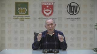 Gambar cover Prof. Dr. Ahmet Şimşirgil, Tarih Şuuru, Misak-ı Millî ve 15 Temmuz Olayları