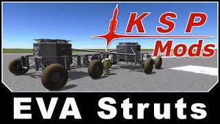 KSP Mods - EVA Struts