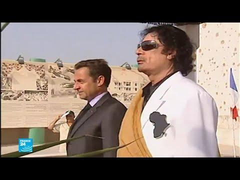 ساركوزي ما يزال موقوفا والتحقيق مستمر  - نشر قبل 20 دقيقة