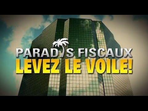 Alain Deneault - Paradis Fiscaux : Levez le voile !