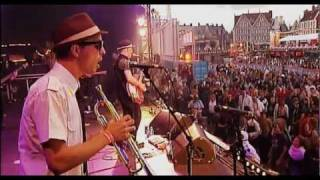DINAMO Latin SKA -  NITE KLUB - Cover from THE SPECIALS (Live in Belgium)