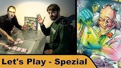 Nitro Glyxerol - Brettspiel - Let's Play Spezial mit Alex