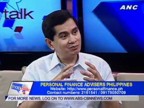ANC Shoptalk: Personal Finance Advisers Philippines 1/2