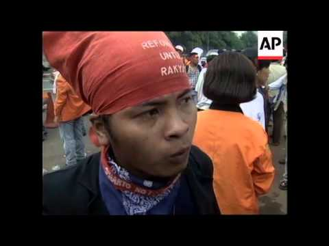 INDONESIA: JAKARTA: GENERAL ELECTIONS RULED OUT UNTIL 1999