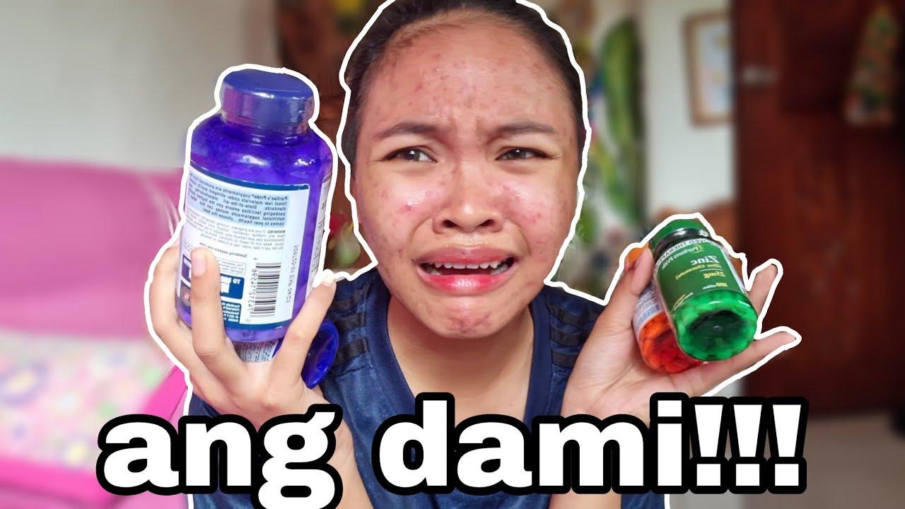 Ang daming Gamot+ Mukbang ng Mangga| Usapang Online Class